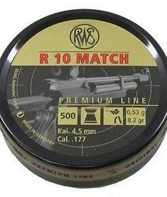 RWS Field Display Kit  .177 kit has 5 tins pellets airgun air rifle shooting