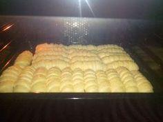 Burek Recipe, Kiflice Recipe, Bakery Recipes, Dessert Recipes, Cooking Recipes, Desserts, Easy Dinner Recipes, Sweet Recipes, Macedonian Food