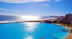A maior piscina do mundo, Chile