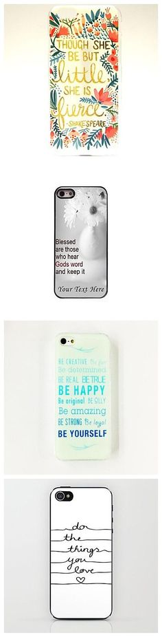Writing some quotes or sayings on your phone case is really cool. What is your favorite sentence? Technology