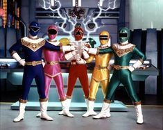 Power Rangers Zeo - This 'Mighty Morphin Power Rangers' spinoff finds Tommy and the gang battling new enemies, using abilities acquired from the Zeo Crystal. Power Rangers Zeo, Power Rangers Toys, Power Rangers Movie, Pawer Rangers, Go Go Power Rangers, Mighty Morphin Power Rangers, Power Rangers Originales, Tommy Oliver Power Rangers, Johnny Yong Bosch