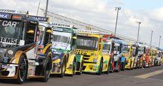 Pilotos de cinco marcas de caminhões comandam classificação da Fórmula Truck | VeloxTV