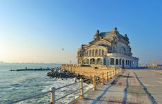 Take a day trip to the Black Sea in Romania: visit the city of Constanta and then enjoy free time in the beach resort of Mamaia!
