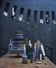 Feestslinger | Festive garland | Styling Anke Helmich | Fotografie Dana van Leeuwen | vtwonen feestspecial december 2015
