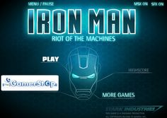 Iron man  Play  miniclip   games  play  all   full  games