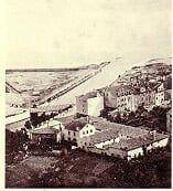Nakon radova iz 1854. godine ostao je između Mrtvog kanala i novog korita Rječine teren trokutastog oblika koji je zbog sličnosti s grčkim slovom dobio naziv Delta.