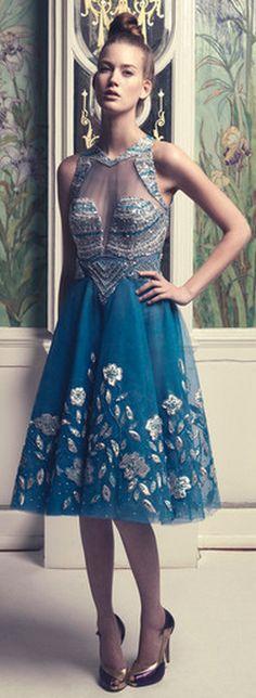 Dany Atrache Couture Fall 2013