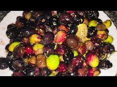 Değişik zeytin salamurası şiddetle tavsiye ediyorum zeytin yapmasını birde böyle deneyin🍽 - YouTube Sprouts, Feel Good, Fruit, Vegetables, Youtube, Food, Olives, Patterns, The Fruit