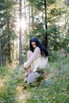 Model: Barbro Andersen Photo: Ellen Wilberg