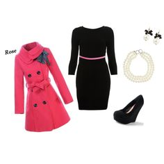 I am in love with this coat!!!! created by pattymac87.polyvore.com
