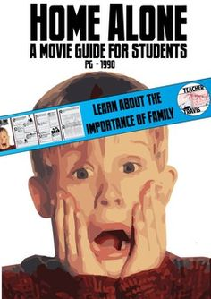 Serve up this lesson about the importance of family along with a big side of laughs!  Movie Guide - Home Alone (PG - 1990)