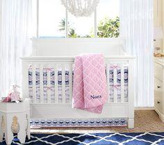 Nora Nursery Bedding | Pottery Barn Kids