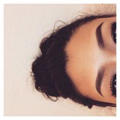 pinterest: • d a n a •                                                                                             Eye goals ♡