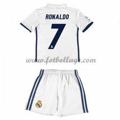 Billiga Ronaldo tröja barn|Ronaldo fotbollströjormatchställ