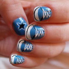 cute shoes nail design 2013 Cute Nails Designs 2013