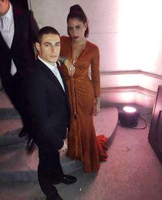 A gente gosta do Givenchy puxado pro laranja da Marina Morena, e vocês?