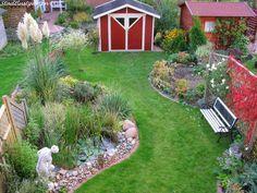 Stadtlustgarten: Unser Garten