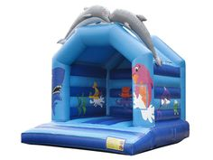 Find Bouncy Castle Dolphin? Yes, Get What You Want From Here, Higher quality, Lower price, Fast delivery, Safe Transactions, All kinds of inflatable products for sale - East Inflatables UK