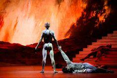Frankenstein in balletto per il Royal Ballet