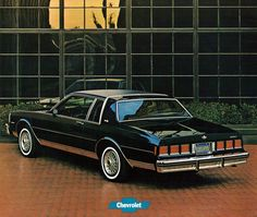 1981 Chevrolet Caprice Coupe