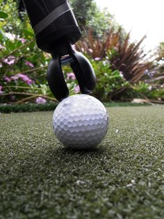 Golf Claw -BEST ball pick up tool on the market. Fits into any putter grip