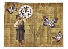 altered book techniques - Google Search