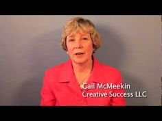 Creativity Courage Cards from Gail McMeekin