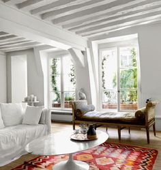 Home tour: un incantevole appartamento a Parigi | a charming apartment in Paris