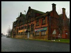 York Rd Library, Leeds 16.12.07