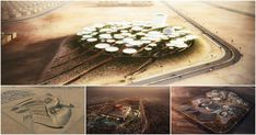"""Gallery of Weston Williamson + Partners Win Competition to Design """"Science City"""" in Egypt - 1"""