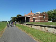 Port Fairy - Warrnambool Rail Trail - Western Victoria