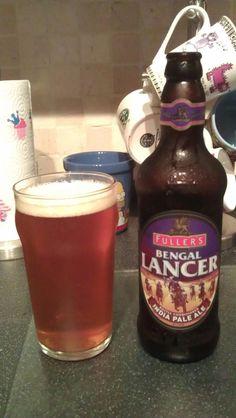 Bengal Lancer, British Beer, Ipa, Brewery, Beer Bottle, Drinks, Food, Drinking, Beverages