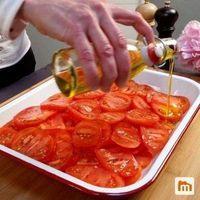 Tomato Crumble: Tomato Crumble Recipe – Marmiton - Quick and Easy Recipes Veggie Recipes, Vegetarian Recipes, Healthy Recipes, Batch Cooking, Cooking Recipes, Crumble Recipe, Food Inspiration, Love Food, Carne