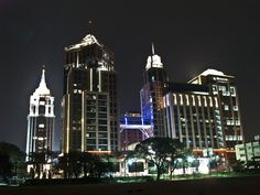 "Bangalore ""Silicon Valley of India"" UB City"