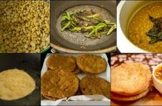Ingredients : for making dal: 1¼ cup chana dal or bengal gram 2 to 2.5 cups water 2 green chilies, slit 8-10 curry leaves (optional) 1 tsp cumin a pinch of asafoetida ½ tsp turmeric powder ½ tsp red chili powder 1 tsp mango powder ¼ tsp garam masala powder ½ to 1 tsp sugar or as required (optional) salt...  Read More