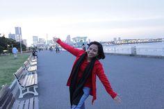 me at Yokohama, April 2013