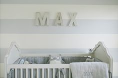 Serene Nursery for Baby Max