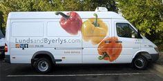 Partial of delivery ( Vehicle Signage, Van Wrap, Vans Logo, Cool Vans, Innovation Design, Motorhome, Van Signs, Vehicle Wraps, Delivery