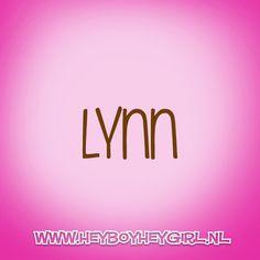 Lynn (Voor meer inspiratie, en unieke geboortekaartjes kijk op www.heyboyheygirl.nl)