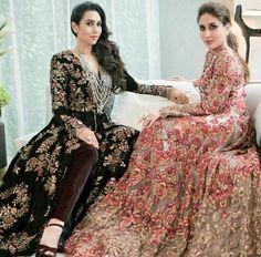 Kareena Kapoor and her sister