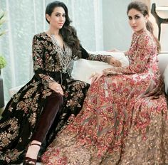 Kareena Kapoor and her sister