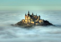 #3 Hohenzollern Castle, Germany