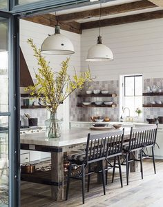 2018 Forecast: Kitchen Design – Amber Interiors
