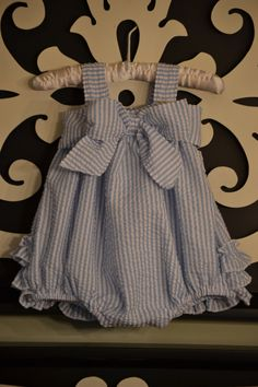 "Rufflebunnies by Sara Norris Ltd. The ""Sweet Baby Jane"" epattern. $10.00, via Etsy."