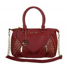 MICHAEL Michael Kors - Tote - Red - 33% DISCOUNT#http://www.bagsloves.com/