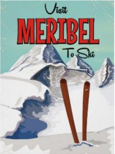 Meribel ~ BartonleclayDesign