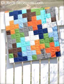 Little Birdie Secrets: free plus quilt pattern & tutorial