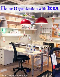 How to shop and stay organized with IKEA