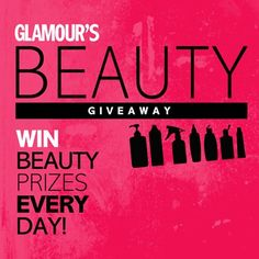 Win free beauty prizes every single day in GLAMOUR.com's monthly beauty giveaway – Loreal Make-Up