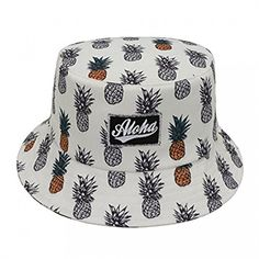 Need pineapple bucket hat?Finding difficult to find the best pineapple bucket hat ? Our list of pineapple bucket hat will gi Bob Chapeau, Bucket Hat Outfit, Mens Bucket Hats, Dope Hats, Accesorios Casual, Sun Cap, Outfits With Hats, Hats For Men, Hat Men